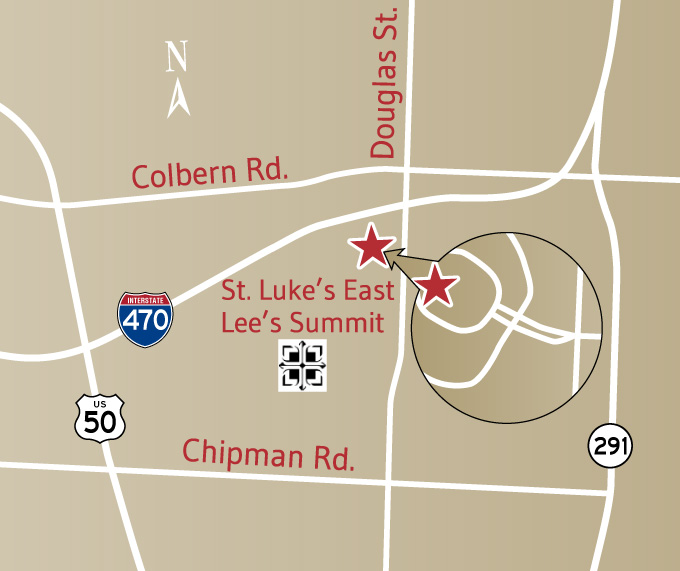 office map-st lukesLS